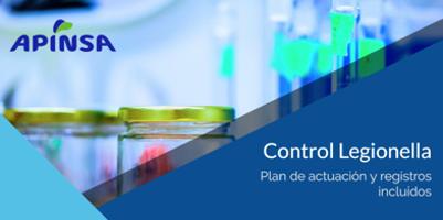 Tratamiento para el control de Legionella en Tenerife
