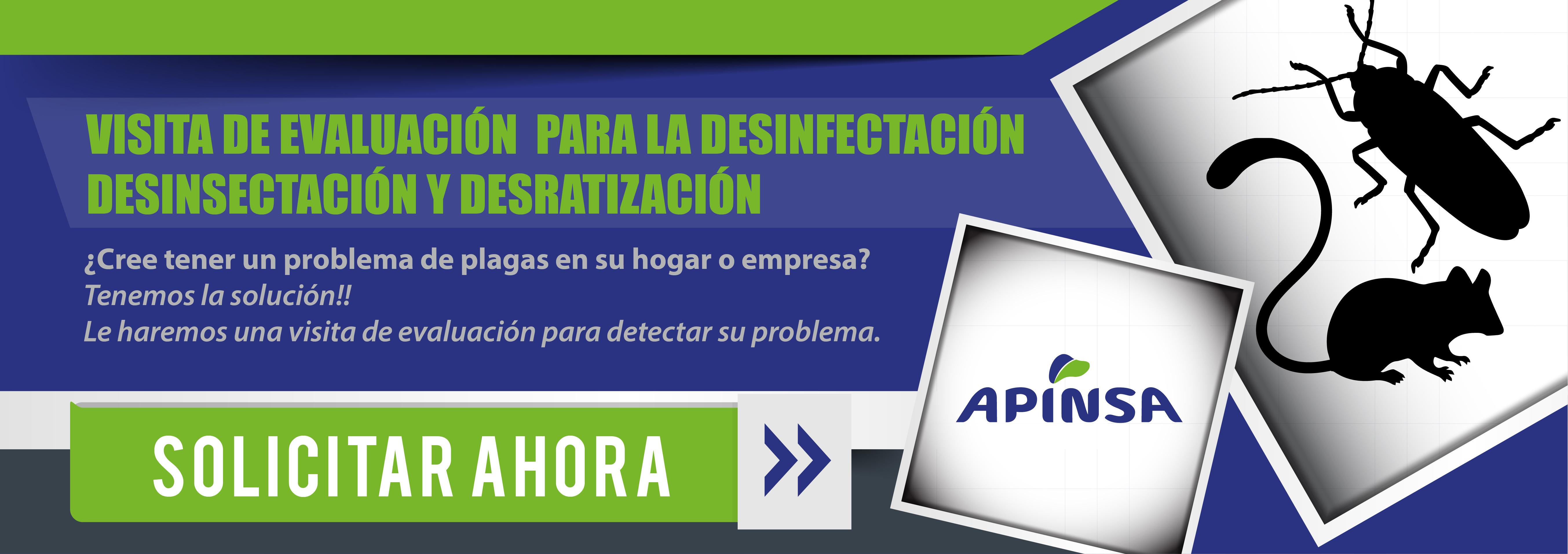 Empresa de control de plagas en Las Palmas de Gran Canaria