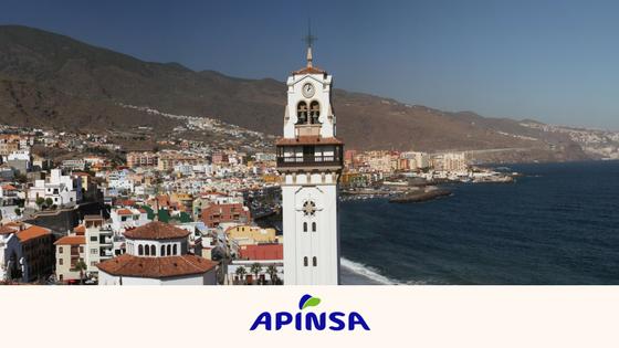 Problema de termitas subterráneas en Tenerife